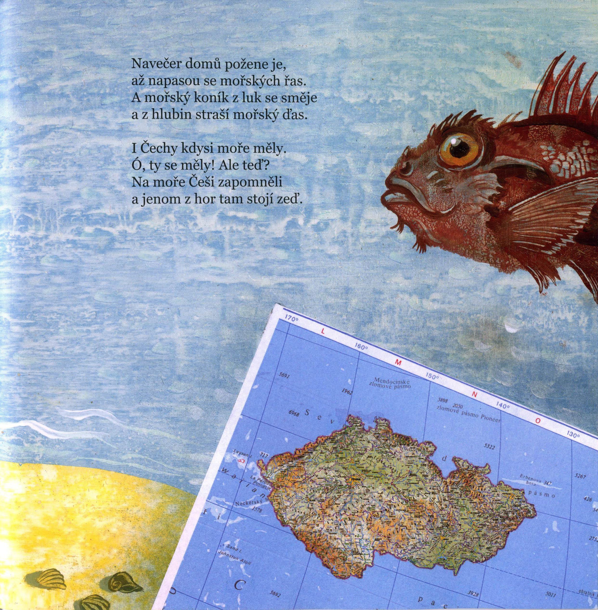 Gedichte Des Flusses Wang Das Tschechische Meer