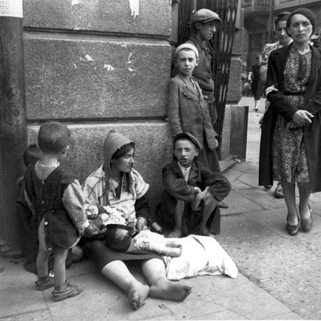 Holocaust Victims, Suffering Each Day